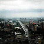25th floor #wordpress #view #belgrade